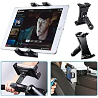 Tendak Soporte de bicicleta giratoria ajustable de 360 ​​° para iPad Pro, iPad Mini y iPad Air 12.9""