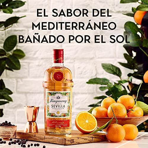 Tanqueray Flor De Sevilla Distilled Gin - 5