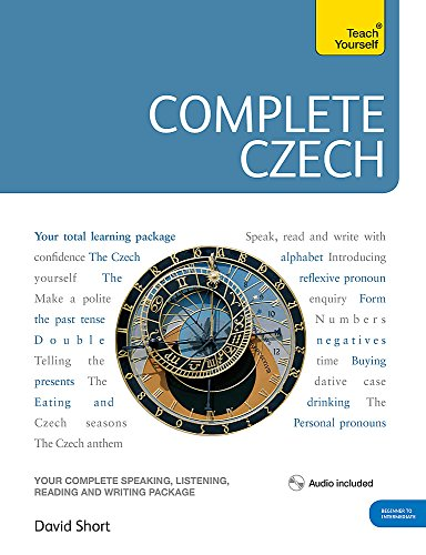 Compare Textbook Prices for Complete Czech Beginner to Intermediate Course: Learn to read, write, speak and understand a new language Teach Yourself 1 Edition ISBN 9781444106916 by Short, David