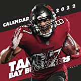"Tampa Bay Buccaneers Calendar 2022: Soccer Calendar 2022 -SPORT Calendar 2022-2023 – 18 months – BIG SIZE 17""x11"". Planner for all fans kids boys"