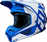 casco fox v1 azul