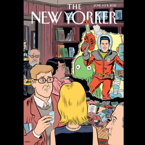 The New Yorker, June 4th & 11th 2012: Part 2 (Junot Diaz, Jennifer Egan, Sam Lipsyte) cover art