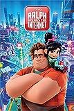 Wreck-It Ralph Laminiert Ralph Breaks The Internet Maxi
