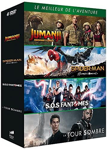 Coffret le meilleur de l'aventure 4 films