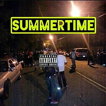 Summertime (feat. Trav2turnt & MidlowHigh)