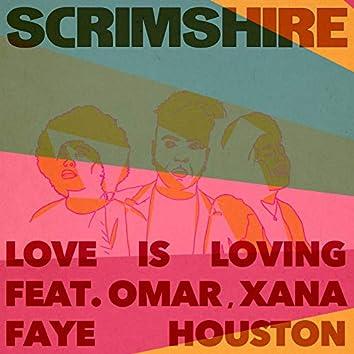 Love Is Loving (feat. Omar, Faye Houston, Xana) [Radio Edit]