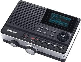 Sangean DAR-101 Professional Grade Digital MP3 Recorder (Black)