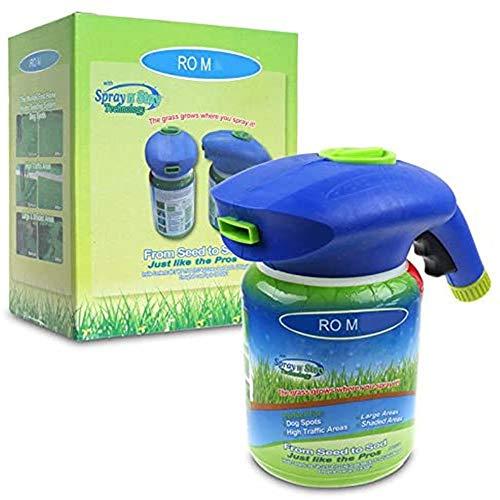 Preisvergleich Produktbild Han.T Flissiger Rasen, Sprührasen für Garten (1 Flasche)