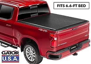 Gator ETX Soft Roll Up Truck Bed Tonneau Cover | 53104 | Fits 1999 - 2007 GMC Sierra & Chevrolet Silverado 1500 6'6