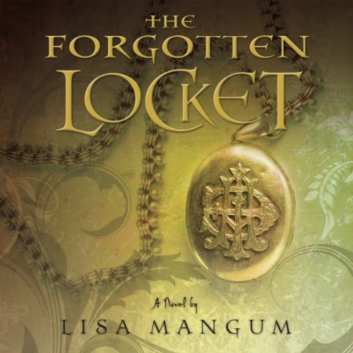 The Forgotten Locket audiobook cover art