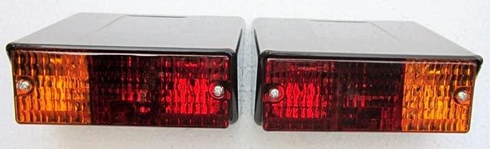 Bajato Rear Tail Lamp Light Duetz Fahr Tractor Set of LH & RH- 11002502