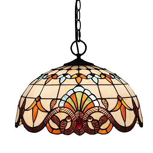 Kroonluchter, Vintage Classic glazen kroonluchter, Retro Vintage Antieke Rustic Kitchen Plafondlamp lampen, for keuken, woonkamer, slaapkamers