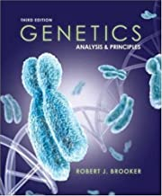 By Robert Brooker: Genetics: Analysis and Principles Third (3rd) Edition