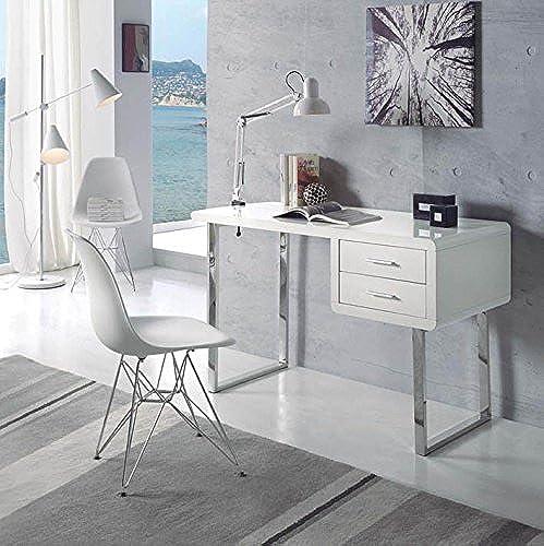 DECORACIóN BELTRáN Moderner Schreibtisch   Modell Erfurt 120x76x55cms.