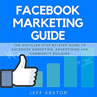 Facebook Marketing Guide audiobook cover art