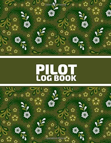 Pilot Log Book: Large Aviation Pilot Flight Logbook, Flight Crew Record Book, Aircraft System Management Log, to Record Flight Hours, Maintenance ... 120 pages (Pilot Record book, Band 17)
