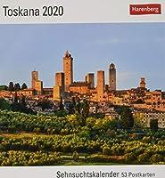 Toskana - Sehnsuchtskalender 2020