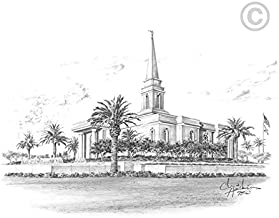 LDS Orlando Florida Temple Recommend Holder