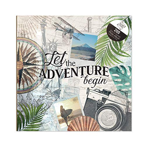 Tallon Let The Adventure Begin - Álbum de fotos (6 x 4, 200 fotos)