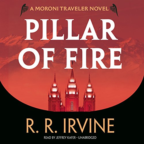 Pillar of Fire audiobook cover art