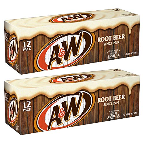 A&W Root Beer - US Import! (24 Dosen x 355ml)