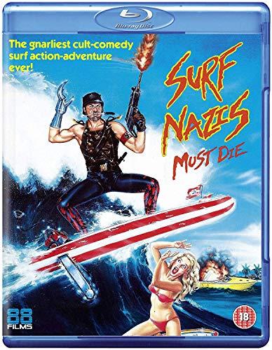 Surf Nazis Must Die (Blu-ray) [Reino Unido] [Blu-ray]