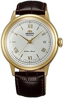 [オリエント時計] 腕時計 オートマティック 国内メーカー保証付き Bambino バンビーノ SAC00007W0