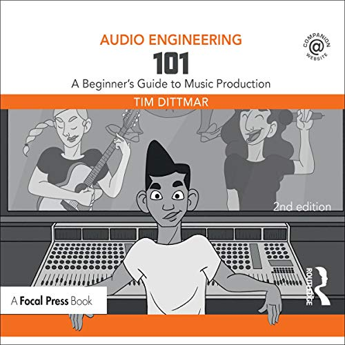 Audio Engineering 101 cover art