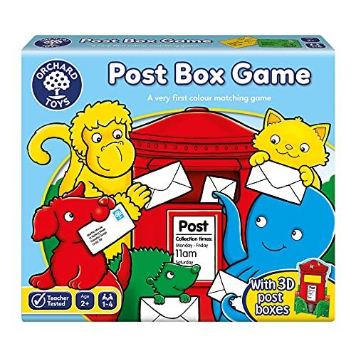 Orchard Toys Post Box G