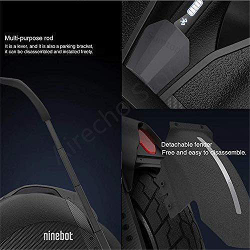 Elektro-Einrad Scooter mit Pedale Bild 4*