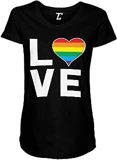 Best rainbow heart maternity shirt Reviews