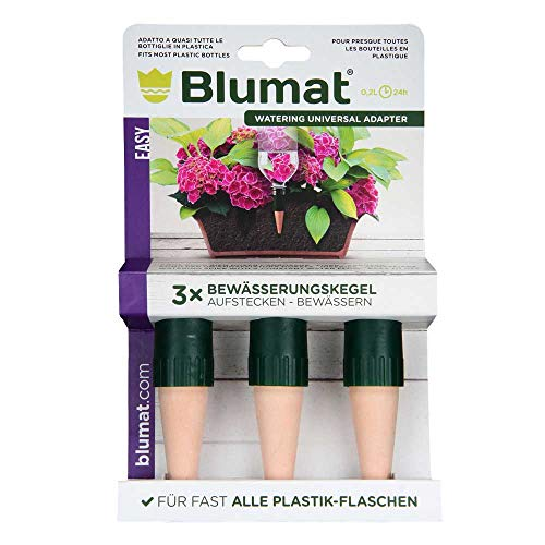 Blumat Easy, Flaschenadapter 0,2 l, 3Stk, 23308