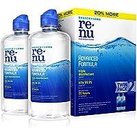 2-Pack Renu Multi-Purpose Disinfectant Contact Lens Solution