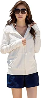 ラッシュガード レディース 【スポーツ専門店が本気で考えた日焼け対策ウェア】 水着 オーバーウェア パーカー 長袖 UVカット UPF50+