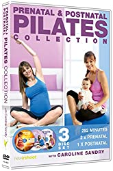 Prenatal and Postnatal Pilates Collection with Caroline Sandry