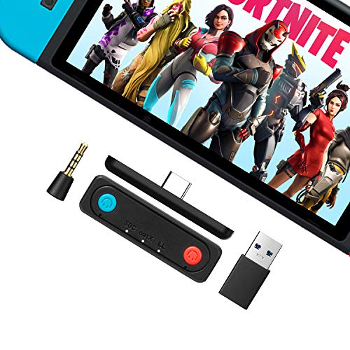 Hycarus Hycarus Bluetooth 5 0 Audio Transmitter Adapter W Aptx Low Latency Compatible With Nintendo Switch Switch Lite Ps4 Pc Laptops For Airpods Bluetooth Headphone Speakers From Amazon Daily Mail