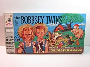 The Bobbsey Twins on the Farm Board Game 1957 Vintage