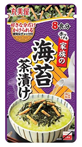 丸美屋 家族の海苔茶漬け 大袋 56g×10個