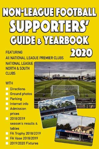 Askew, S: Non-League Football Supporters' Guide & Yearbook 2