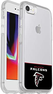 OtterBox NFL Symmetry Series Case for iPhone 8 & 7 (ONLY) - Retail Packaging - Falcons