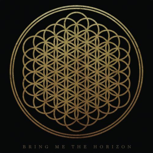 BMTH Flower Individual Cork Coaster [Import]
