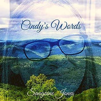 Cindy's Words