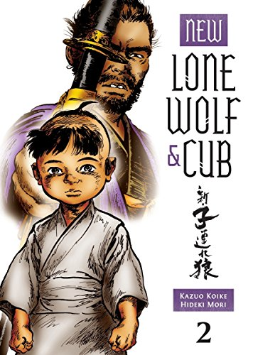 New Lone Wolf and Cub Volume 2