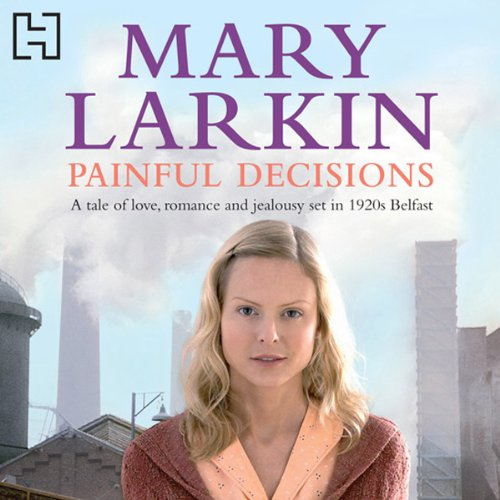 Painful Decisions audiobook cover art