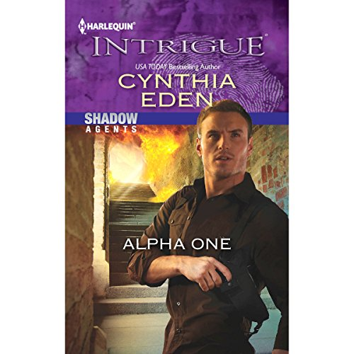 Alpha One audiobook cover art