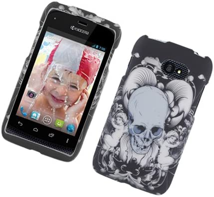 Eagle Cell PIKYC5133R2D101 Stylish Hard Snap On Protective Case for Kyocera Event C5133 Retail product image