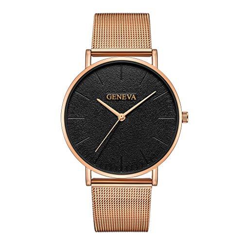 VJGOAL Unisex horloges, dames en heren Ultradun Classic Minimalistisch Cool Watch