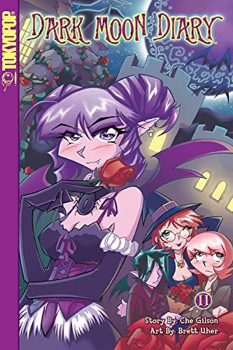 Dark Moon Diary manga volume 2 (Dark Moon Diary manga)