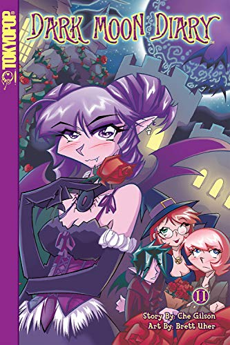 Dark Moon Diary manga volume 2 (Dark Moon Diary manga ) (English Edition)