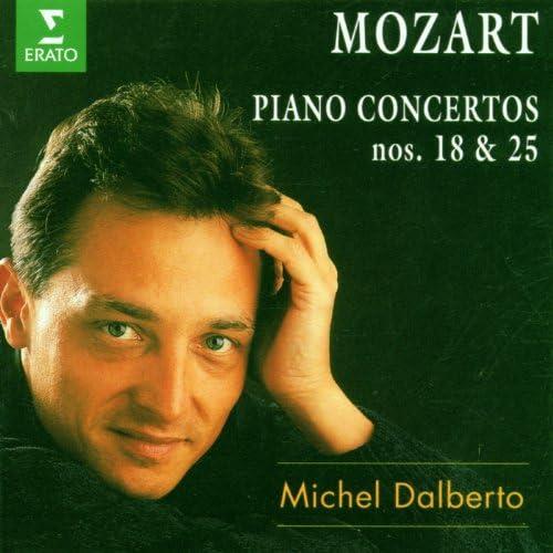Michel Dalberto, Armin Jordan & Lausanne Chamber Orchestra